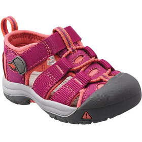 Keen Infant Newport H2 Shoes Very Berry/Fusion Coral